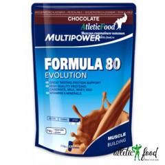 Отзывы Multipower Formula 80 Evolution - 510 грамм