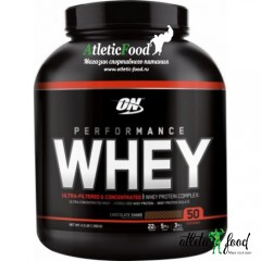 Optimum Nutrition Performance Whey - 1954 грамм