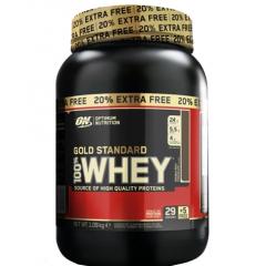 Optimum Nutrition 100% Whey Gold Standard - 1080 грамм