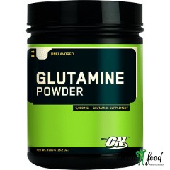 Optimum Nutrition Glutamine Powder - 1000 грамм