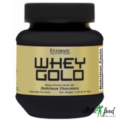 Ultimate Nutrition Whey Gold - 34 грамм