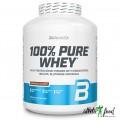 BioTech 100% Pure Whey - 2270 грамм