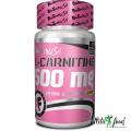 BioTech L-Carnitine 500мг (жевательные таблетки) - 60 таблеток