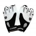 BioTech Texas Gloves (бело-черные)