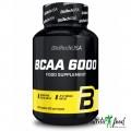 BioTech BCAA 6000 - 100 таблеток