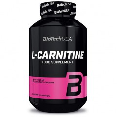 BioTech L-Carnitine 1000 mg - 30 таблеток