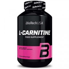 BioTech L-Carnitine 1000 mg - 60 таблеток