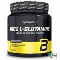 BioTech 100% L-Glutamine - 240 грамм