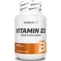 BioTech Vitamin D3 (2000 IU) - 60 капсул