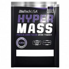 Пробник гейнера BioTech Hyper Mass - 65 грамм (1 порция)