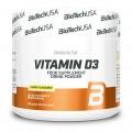 BioTech Vitamin D3 400 IU - 150 грамм