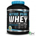 BioTech Nitro Pure Whey - 2270 грамм (07.20)