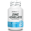BioTech Zinc + Chelate - 60 таблеток