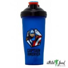 IRONTRUE Шейкер Marvel - Captain America - 700 мл