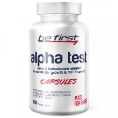 Тестобустер Be First Alpha Test - 60 капсул