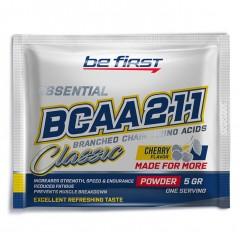 Be First BCAA 2:1:1 Powder - 5 грамм (1 порция)
