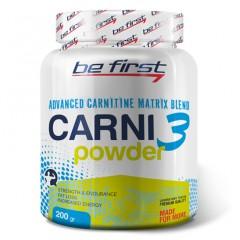 Be First Carni 3 Powder - 200 грамм