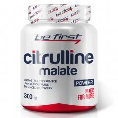 Аминокислоты Be First Citrulline Malate Powder - 300 грамм