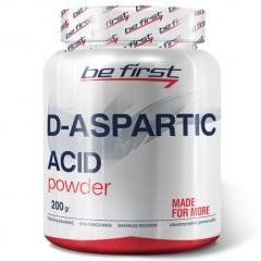 D-аспарагиновая кислота Be First DAA Powder (D-Aspartic Acid) - 200 грамм