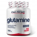 Be First Glutamine Powder - 300 грамм