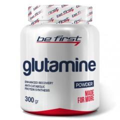 Be First Glutamine Powder - 300 грамм