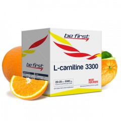 Be First L-Carnitine 3300 - 1 ампула