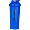Be First Спортивный слим-шейкер 350 мл 2-в-1 (синий)