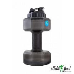 BeFirst бутылка-гантеля- 2200 мл, черная