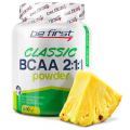 Be First BCAA 2:1:1 CLASSIC powder - 200 грамм