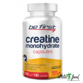 Be First Creatine Monohydrate Capsules - 120 капсул