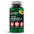 Biopharma Trippel Omega-3 - 144 капсулы