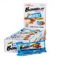 BomBBar Мультизлаковый батончик-мюсли - 45 грамм