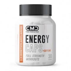 Предтреник CMD Flash Energy 50 mg + 100 mg - 30 капсул