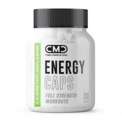 Предтреник CMD Flash Energy 70 mg - 30 капсул