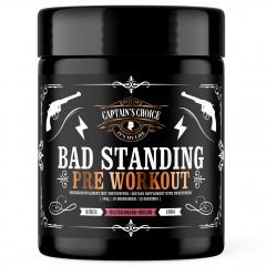 Предтреник Captain's Choice Bad Standing Pre Workout - 340 грамм