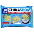 Chikalab ChikaSport Протеиновый белый шоколад с кокосовыми чипсами - 100 грамм