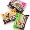Chikalab протеиновое бисквитное печенье с начинкой - 50 грамм