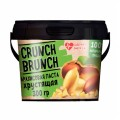 Crunch Brunch Арахисовая паста хрустящая - 300 грамм
