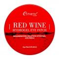 Esthetic House патчи для глаз гидрогель красное вино, 60 шт.