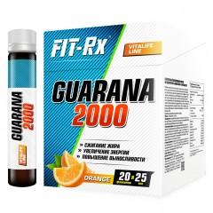 Энергетик FIT-Rx Guarana 2000 - 1 ампула (25 мл)