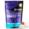 Гейнер GEON Excellent Mass 5000 - 2722 грамм