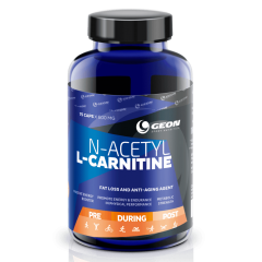 Geon N-Acetyl L-Carnitine 600 mg - 75 капсул