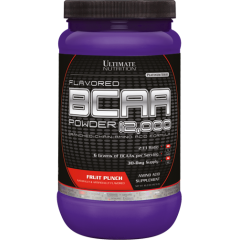 Ultimate Nutrition BCAA Powder 12000 - 457 грамм