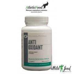 Universal Nutrition Anti Oxidant - 60 таблеток