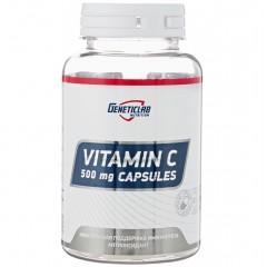 GeneticLab Nutrition Vitamin C 500 mg - 60 капсул