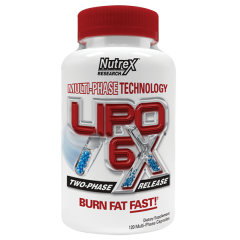 Nutrex Lipo 6X - 240 капсул