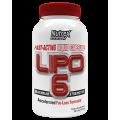 Nutrex Lipo-6 240 капсул