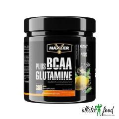 Maxler BCAA+Glutamine 300 грамм