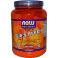 NOW  Whey Protein - 908 грамм