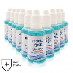 Medical Gel Гель антисептический для рук - набор 10 шт.
